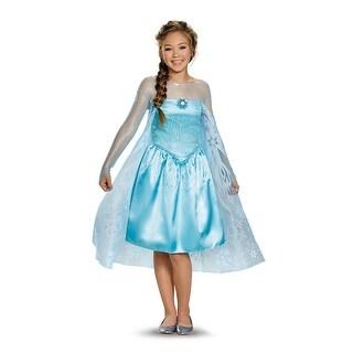 Frozen Tween Elsa Halloween Costume