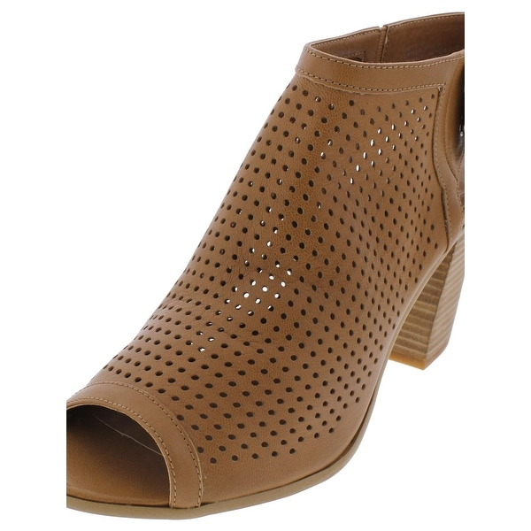 83fb406564d Steven By Steve Madden Womens Suzy Dress Sandals Open Toe Stacked Heel