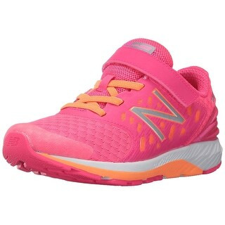 New Balance Kids' Urge V2 Hook and Loop Road Running Shoe