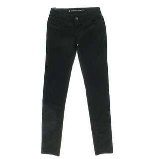 Celebrity Pink Womens Juniors Stretch Flat Front Skinny Pants - 7