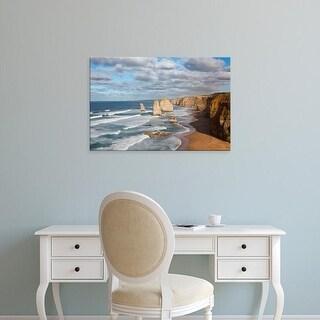 Easy Art Prints Martin Zwick's 'Shipwreck Coast Iii' Premium Canvas Art