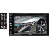 """Soundstorm Dd664B 6.2"""" Double-Din In-Dash Touchscreen Dvd Receiver With Bluetooth(R)"""