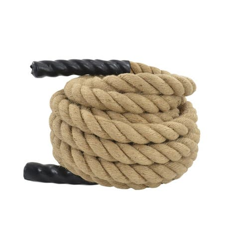 Heavy Battle Rope for Crossfit Exercise Training Home Gym Outdoor Workout