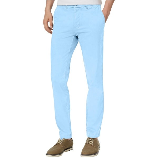 b54bdb54 Shop Tommy Hilfiger Mens 40X32 Slim Fit Chinos Stretch Jeans - Free  Shipping On Orders Over $45 - Overstock - 28354159