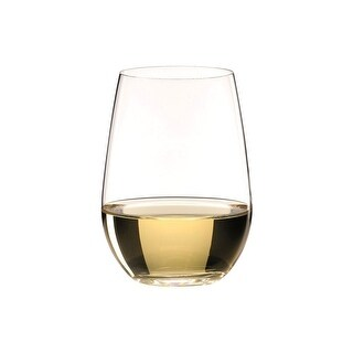 Riedel The Big O Wine Tumbler Viognier/Chardonnay, Set of 4