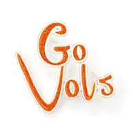 University of Tennessee Slogan Pin
