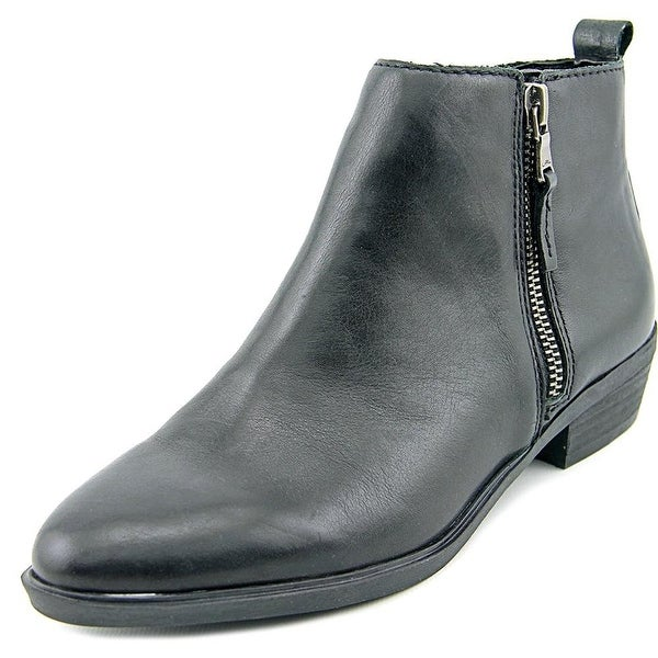 LAUREN by Ralph Lauren Womens Shira Leather Closed Toe Ankle Fashion Boots