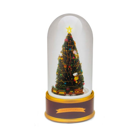 Mr. Christmas Limited Edition Holiday Musical Glass Dome