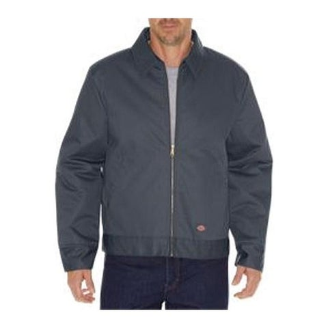 Dickies Men's Insulated Eisenhower Jacket Charcoal