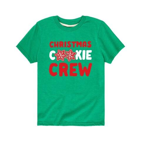 Christmas Cookie Crew - Youth Short Sleeve Tee