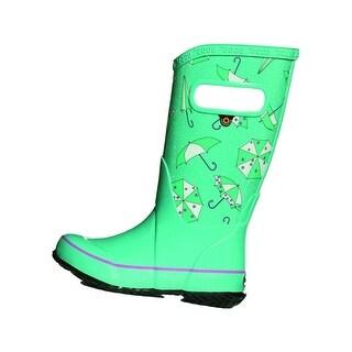 Bogs Outdoor Boots Girls Umbrellas Rain Waterproof Rubber 72218