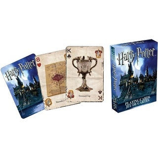 Harry Potter Playing Cards - multi