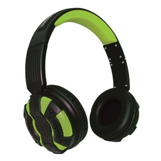 Xtreme XT-51424 Bluetooth Over Ear Headphones (Green)
