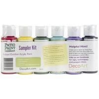 Patio Paint Value Pack 6/Pkg-