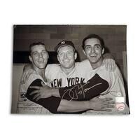 Joe Pepitone New York Yankees Autographed 11x14 Photo