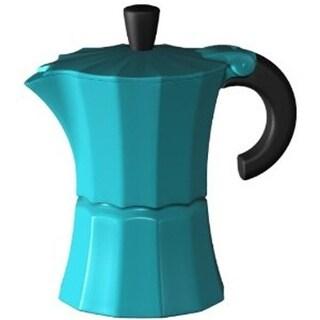 Morosina Express Stovetop Espresso Makers - Blue Measures - 1 Cup