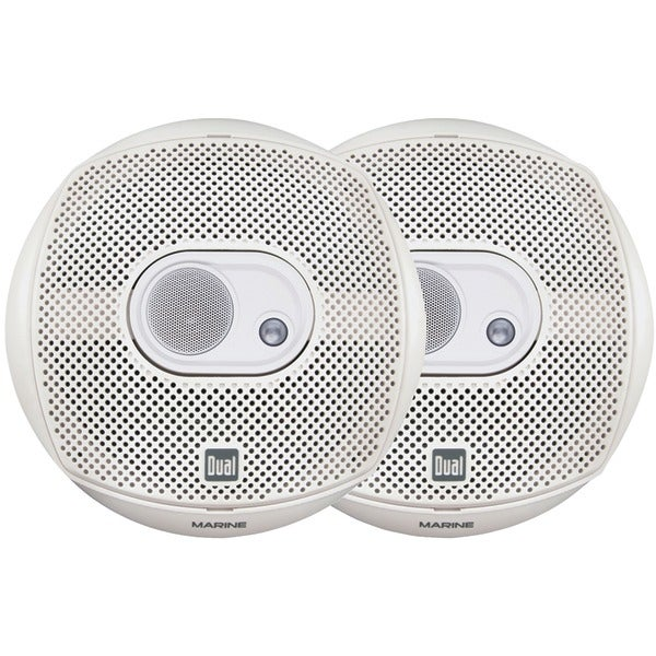 "Dual Dms365 Marine Dms Series 3-Way Speakers (6.5"")"