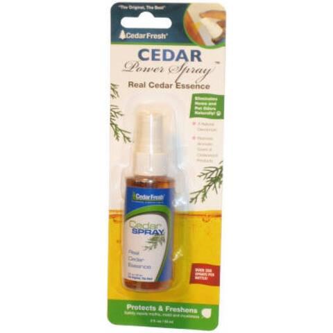 Cedar Power Spray 2 Oz