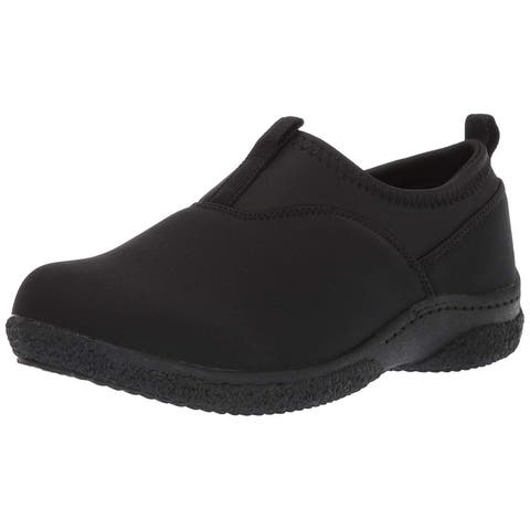 Propét Womens Madi Low Top Slip On Fashion Sneakers