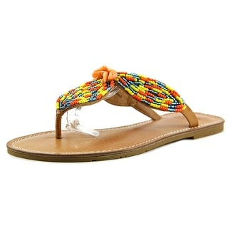 Mojo Moxy Native Women Open Toe Synthetic Thong Sandal