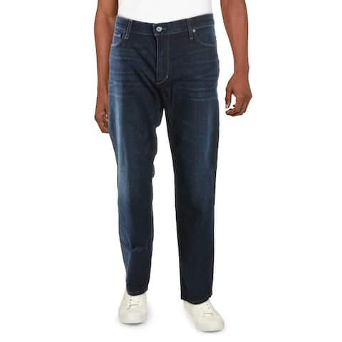 Joe's Jeans Mens The Brixton Straight Leg Jeans Mid-Rise Narrow - Hansel