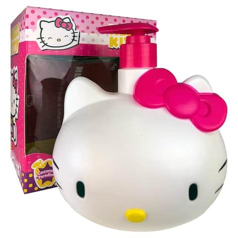 Hello Kitty Coconut Paradise Liquid Hand Soap 16.9 oz