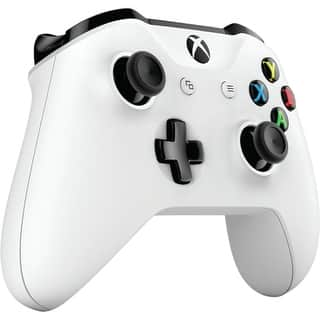 M&M TF5-00001 XBOX One S Wireless Controller White|https://ak1.ostkcdn.com/images/products/is/images/direct/1eb0254abbeb48bba8860a2bd6c74dea4cde9310/M%26M-TF5-00001-XBOX-One-S-Wireless-Controller-White.jpg?impolicy=medium