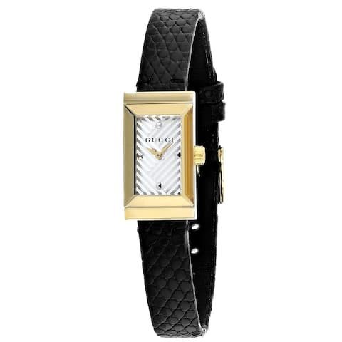 349d54f94df Gucci Women s G-Frame Watch - YA147507