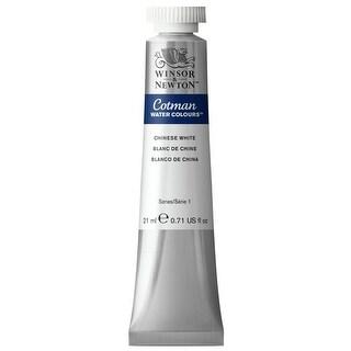 Winsor & Newton - Cotman Watercolor - 21ml Tube - Chinese White