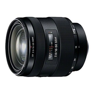 Sony 16-50mm f/2.8 DT Standard Zoom Lens (White Box) (International Model)