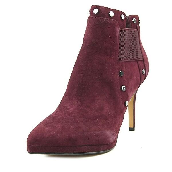 Karl Lagerfeld Amedee Bordeaux Boots