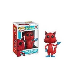 POP! Books: Dr. Seuss- Fox in Socks