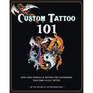 Custom Tattoo 101 - Quarry Books