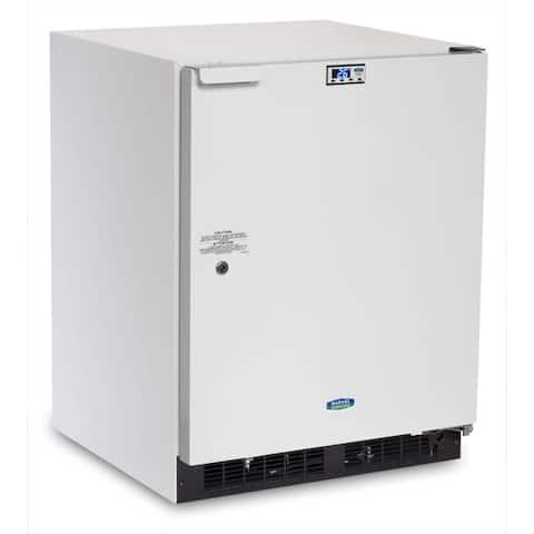"Marvel Scientific SA24RAS5L 24"" Wide 4.6 Cu. Ft. Laboratory Refrigerator with MicroSentry II Temperature Control"