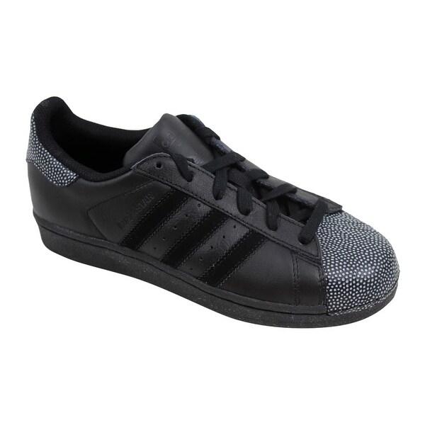 adidas superstar ray black