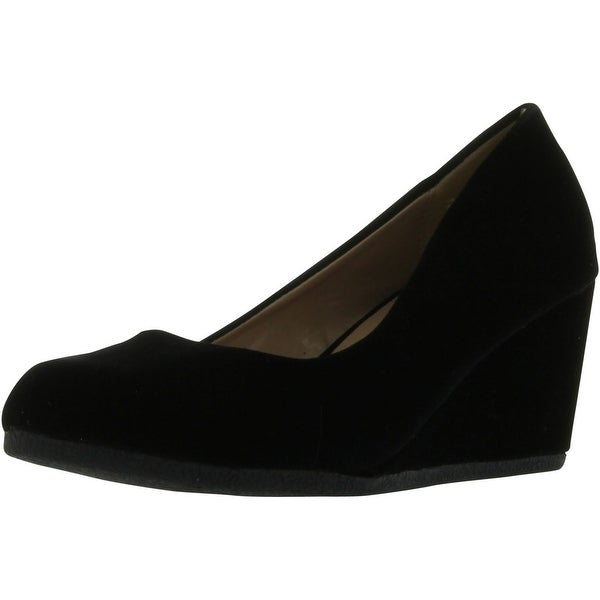 Forever Link Women's Patricia-02 Wedge Pumps Shoes