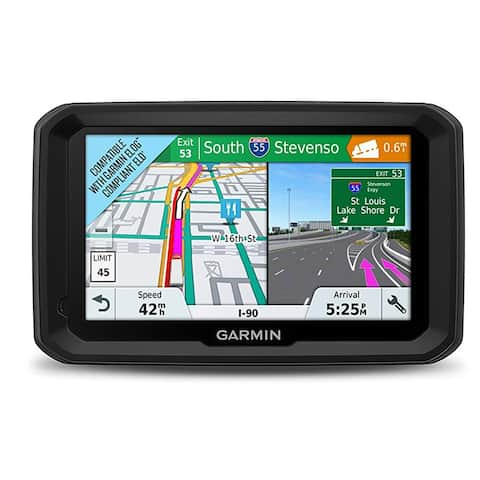 Garmin dezl 580LMT-S (North America) 5 Inches Bluetooth Portable Navigator - Black