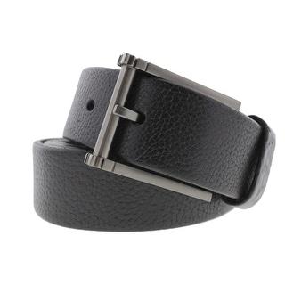 Kenneth Cole Reaction Mens Leather Vintage Casual Belt - 44