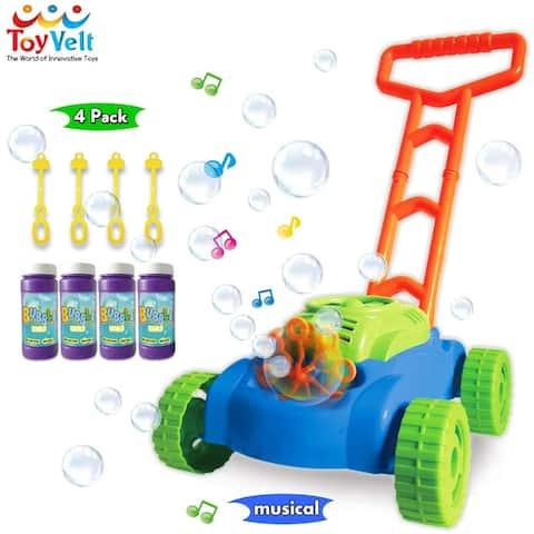 Bubble Lawn Mower