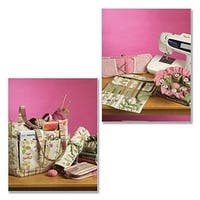 One Size Only - Sewing And Knitting Tote And Accessories