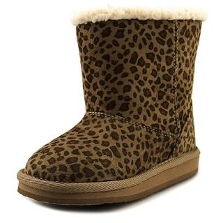 Roxy Molly   Round Toe Synthetic  Boot