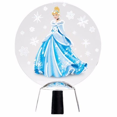 Department 56 Disney Classic Brands Cinderella Hollidazzler Figurine, 4.25""