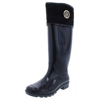 62606e8cf Tommy Hilfiger Womens ilia-2 Almond Toe Knee High Fashion Boots · Quick View