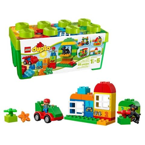 LEGO DUPLO All In One Box (10572)