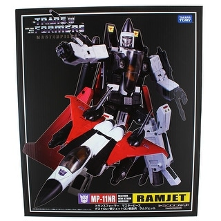 Transformers Masterpiece Action Figure: MP-11NR Ramjet