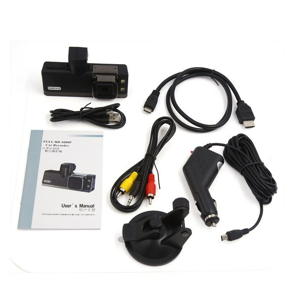 Mini 2000 DV 1080P Black Waterproof Sports HD LCD Video Camera Camcorder for Car