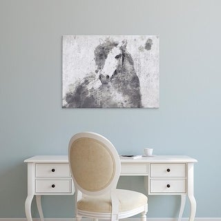 Easy Art Prints Irena Orlov's 'Dapple Horse II' Premium Canvas Art