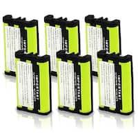 Replacement Battery BATT-BT0003 (6 Pack) For Select Models