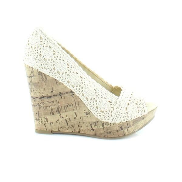 American Rag Laceyy Women's Heels White