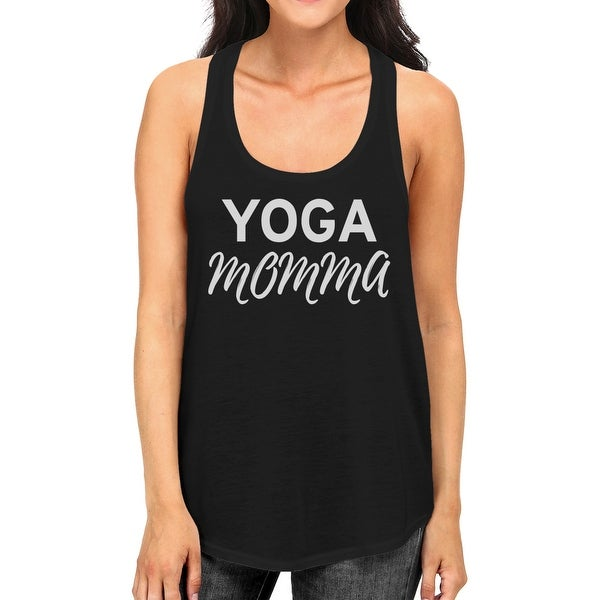 Shop Yoga Momma Tank Top Yoga Work Out Tank Top Gif For